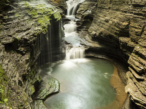 Photo of Watkins Glen State Park